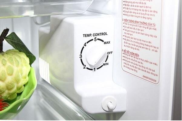 cách chỉnh nhiệt độ tủ lạnh sharp