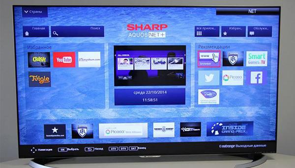 Tivi Sharp bị mất kênh
