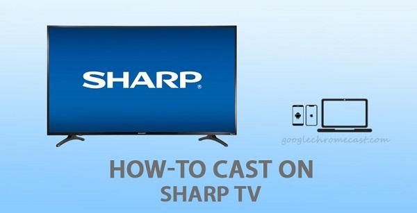 tivi Sharp không vào được wifi