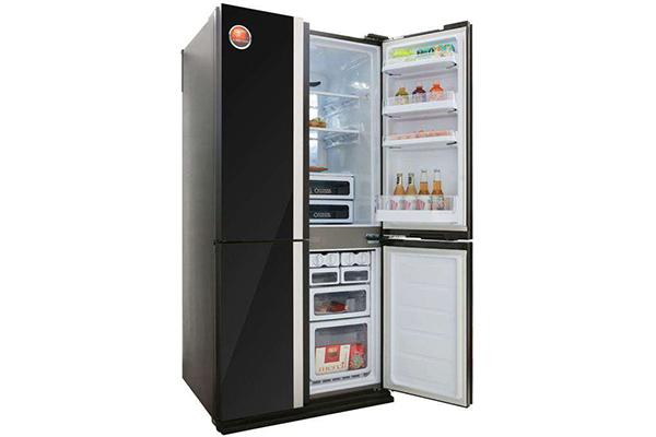 Tủ lạnh Sharp thường gặp sự cố gì?