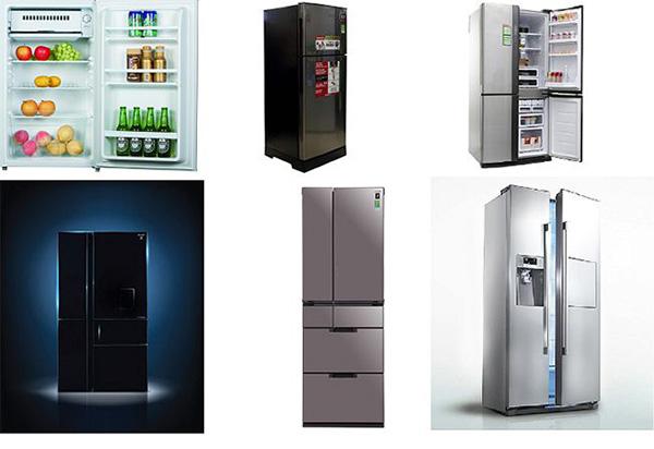 Tủ lạnh Sharp thường gặp lỗi gì?