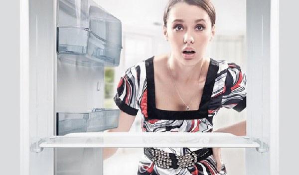 Ngăn đá tủ lạnh Sharp không hoạt động