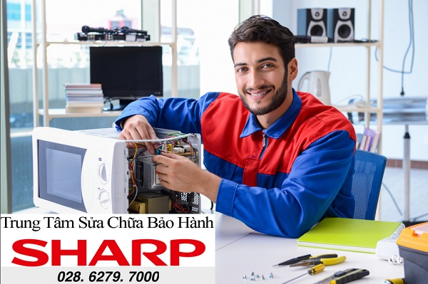 Trung tâm sửa chữa bảo hành lò vi sóng Sharp