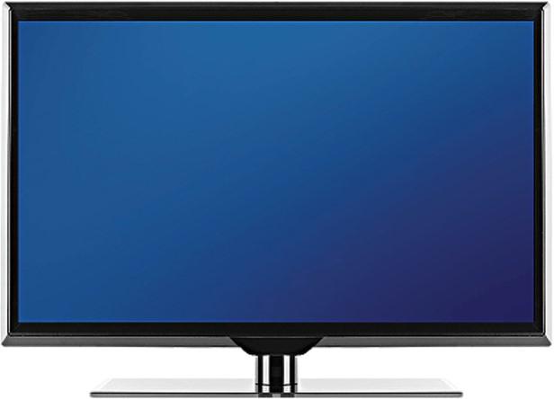 Màn hình tivi bị màu xanh liên tục thường do dây cáp nối bị hỏng