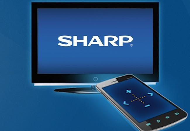 Màn hình tivi Sharp bị màu xanh do đâu?