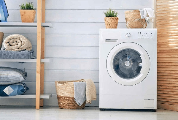 Máy giặt Sharp bị rung 6