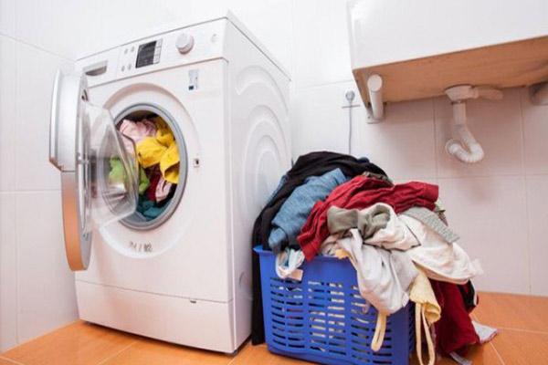 Máy giặt Sharp bị rung 7