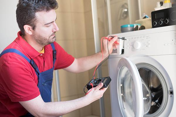 Máy giặt giặt lâu do điện yếu