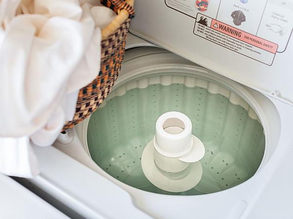 Nguồn cấp nước yếu khiến máy giặt không hoạt động