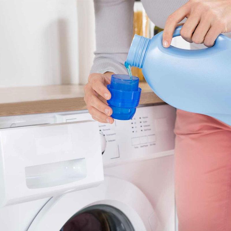 Lựa chọn bột giặt hoặc nước giặt thích hợp
