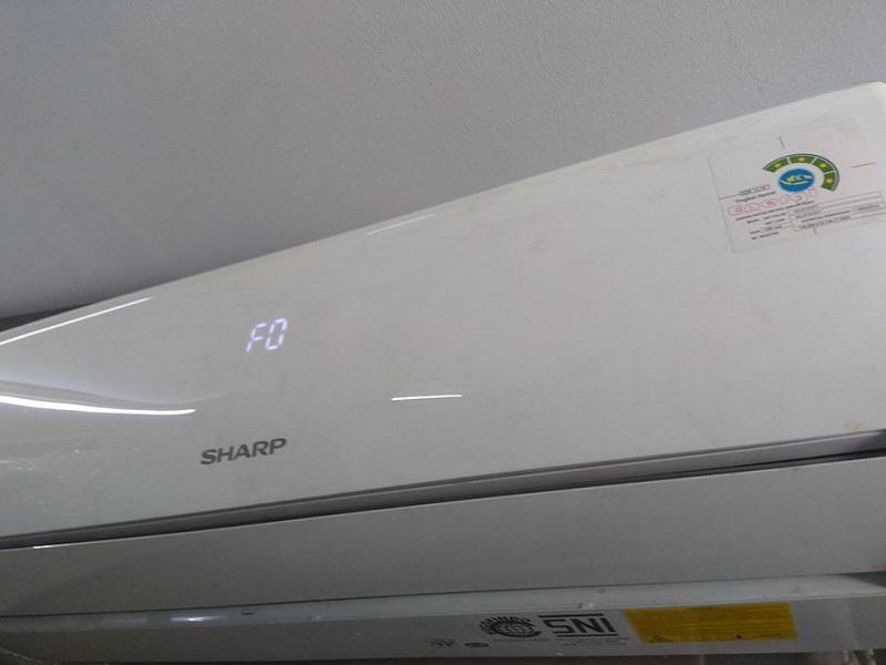 Bảng mã lỗi máy lạnh Sharp lỗi F0