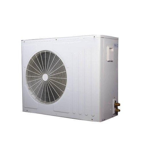 Cục nóng (dàn nóng) máy lạnh thường được đặt ngoài trời