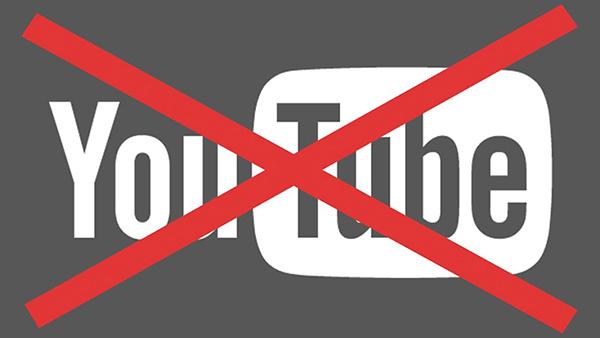 Lý do tivi Sharp không xem được Youtube