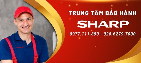 Tổng đài bảo hành Sharp tại TP.HCM